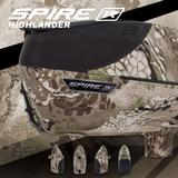 Virtue Spire IR Paintball Loader - Highlander Camo