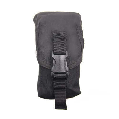 BLACK T68 Triple Magazine Pouch - Punishers Paintball