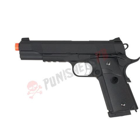 Valken K1911 Gas Full Metal - Black
