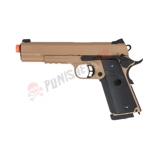 Valken TAC1911 CO2 Full Metal - Tan