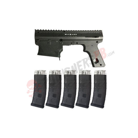 Tacamo Blizzard MagFed Conversion Kit