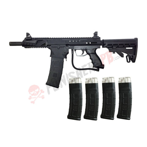 Tacamo Bolt Tactical Package (5 Magazines)