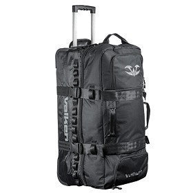Bag - Valken Rolling-Black - Punishers Paintball