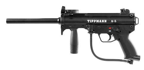 Tippmann A 5 Marker With Selector Switch EGrip Basic