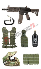 Tippmann TMC Complete Paintball Gun Package