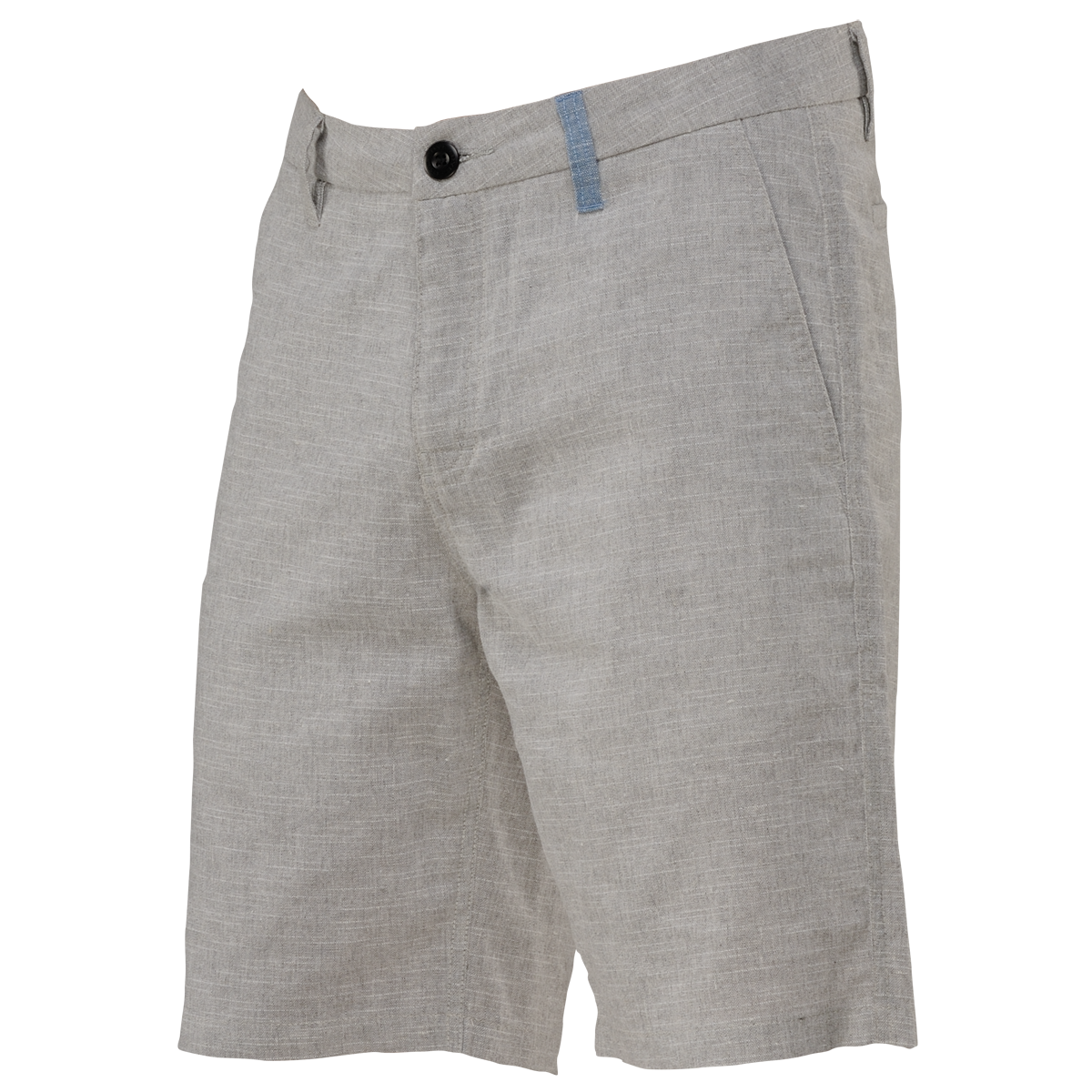 Dye Trader Shorts   Light Gray   Blue