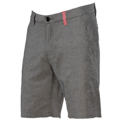 Dye Trader Shorts   Heather Gray   Salmon