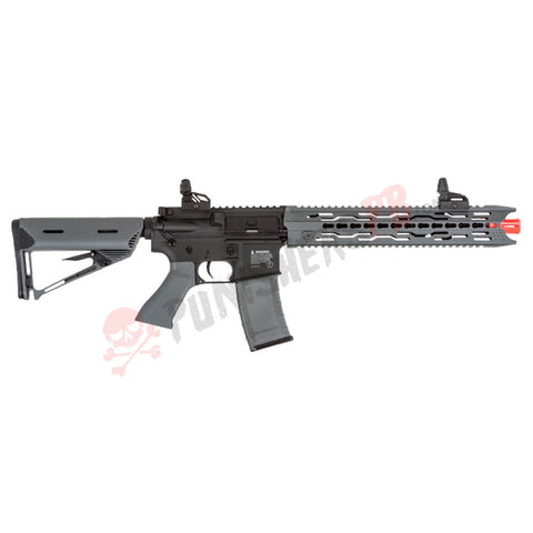 Valken Battle Machine AEG V2.0 TRG-L - Black/Grey