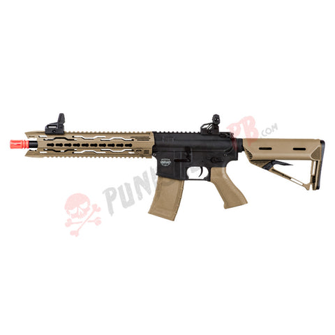 Valken Battle Machine AEG V2.0 TRG-M - Black/DST