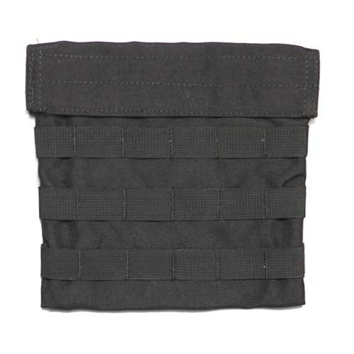 BLACK Low-Profile Admin Pouch - Punishers Paintball