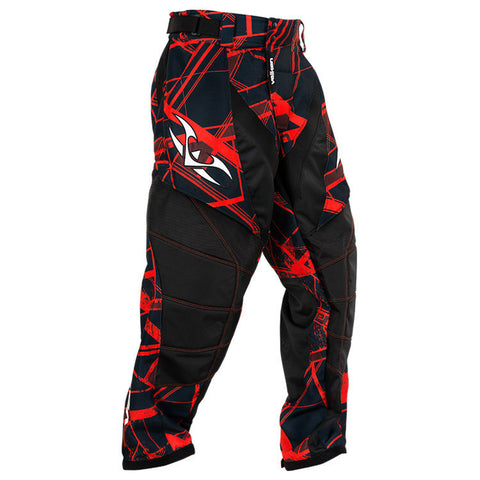 Pants - Valken Crusade Hatch - Red