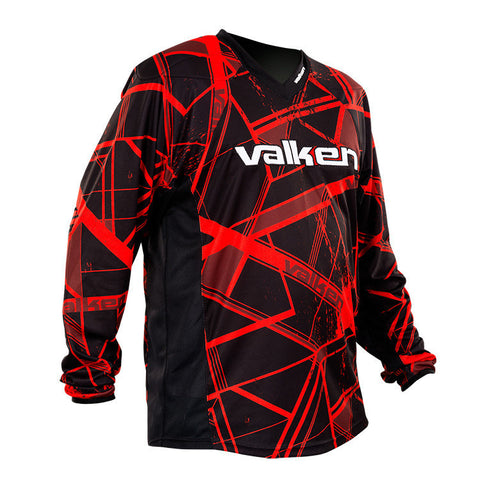 Jersey - Valken Crusade Hatch - Red