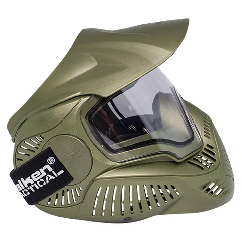 Valken MI-7 Paintball Mask - Olive