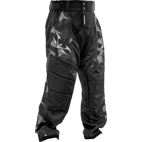 Pants - Valken Crusade-RIOT-Black/Grey