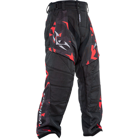 Pants - Valken Crusade-RIOT-Red