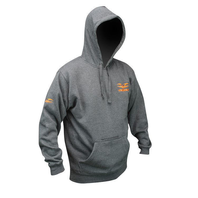 Hoody - Valken Tailgate - Dark Grey - Punishers Paintball