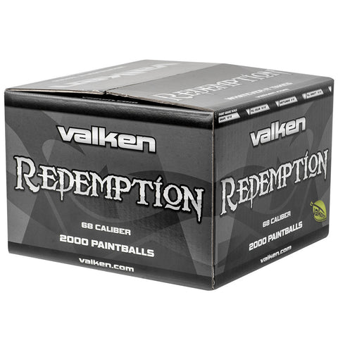 Paintballs - REDEMPTION