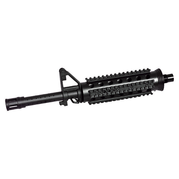 Marker Accessory - V-TAC SW-1 Barrel Kit w/Rail System - Punishers Paintball