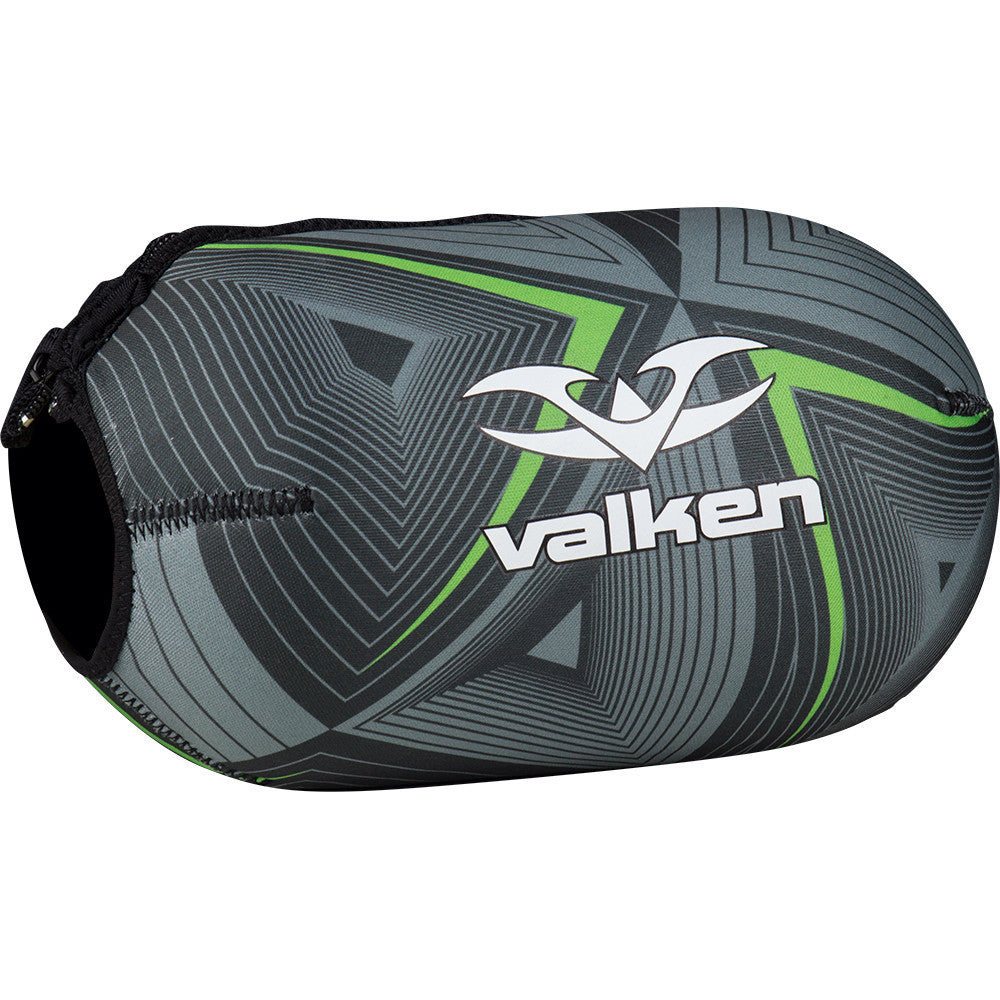 Tank Cover - Redemption Vexagon - Neon Green/Grey (multiple sizes)