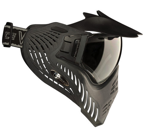 V-Force Profiler Paintball Mask - Black