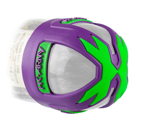 Vice Tank Grip 2.0 - Purple / Neon Green