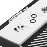 HK Army MagMat - Magnetic Tech Mat - Black/White