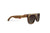 Hammockable Wooden Sunglasses - Brown Maple - Flower of Life