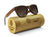 Brown Maple Wood Sunglasses - Original