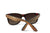 Brown Maple Wood Sunglasses - Puzzle