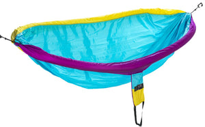 Hammockable™ Double Camping Hammock and Straps Combo