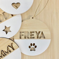 Pets Christmas Bauble
