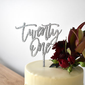 #2 Twenty One Topper (other colours available)