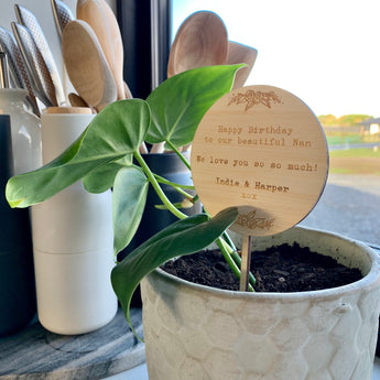 Personalised Gift Planter