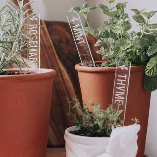 Custom Herb & Vegetable Planters