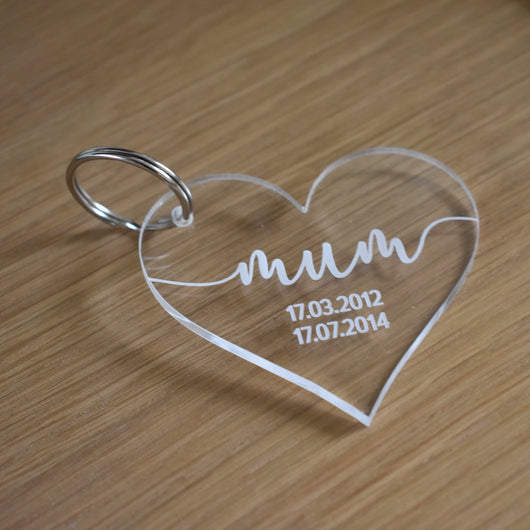 Mum's Key Ring
