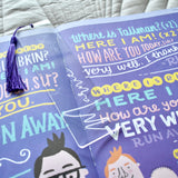 Assorted Personalised Bookmarks