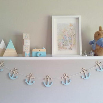 ANCHORS AWAY GARLAND