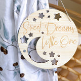Sweet Dreams Little One Banner