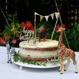 #6 Happy Birthday Tiny Topper (other colours available)