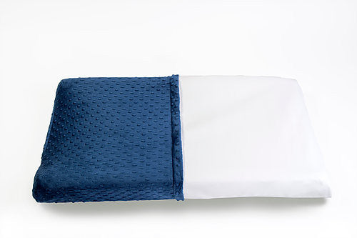BUB Baby Wipeable Cover in Navy Blue
