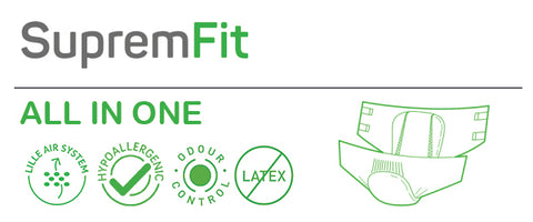 SupremFit Incontinence Pads