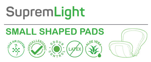 SupremLight - Small Shaped Pads