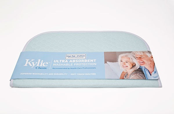 Kylie Chair Pad - Ultra Absorbent Protection