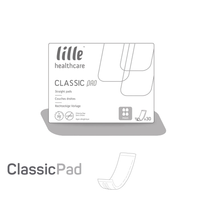 Classic pad Lille Adult Incontinence Sanitary pads