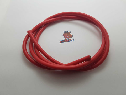 1M 18AWG Silicone Wire - Black