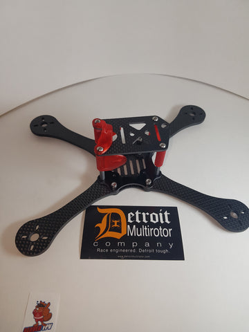 Detroit Multirotor Stretch X 220mm  Racing Frame