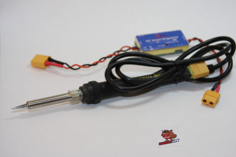 XT60 Electric Soldering Iron With DC Smart Regulator