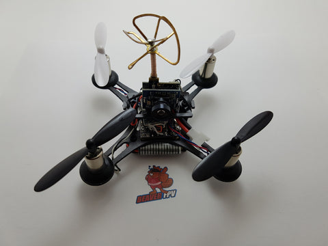 Eachine Tiny QX90 90mm Micro FPV Racing Quadcopter BNF Based On F3 Flight Controller DSM / DSMX SERIAL