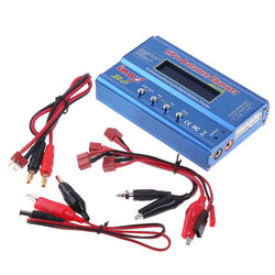 B6 80W Lipo Battery Balance Charger (INCLUDES OPTIONAL A/C POWER SUPPLY)