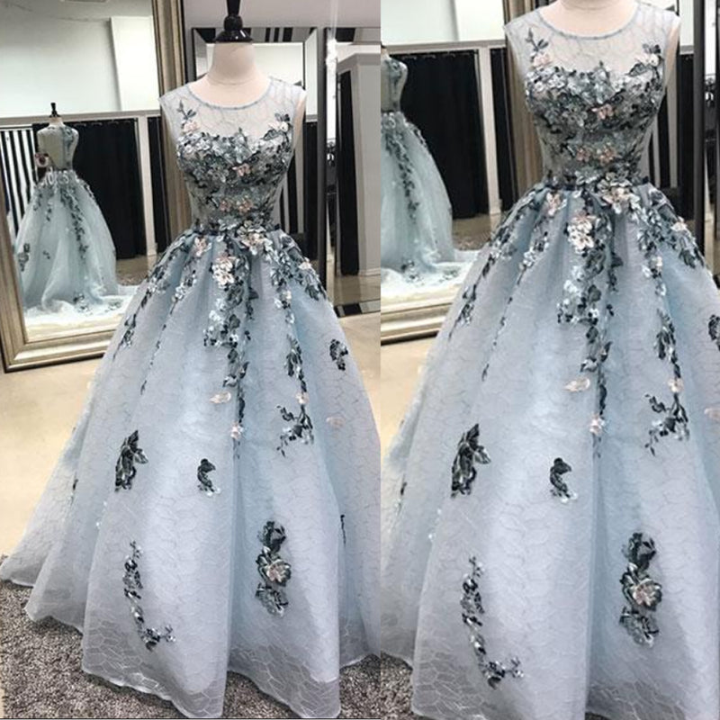 Long Column Pink V-neck Tulle Floor Length Sweet High School Evening Party Prom Gown Dresses, PD0175